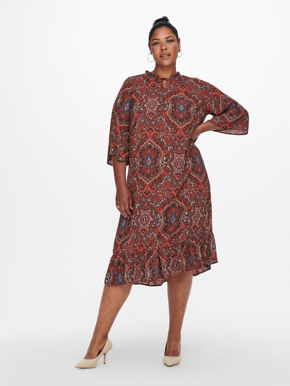 Elegant kjole fra Carmakoma
