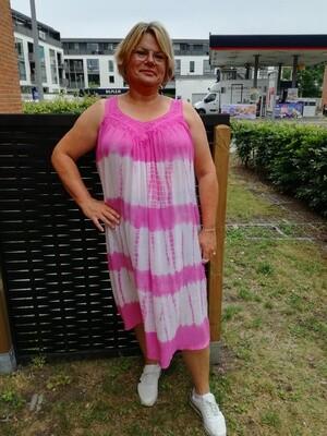 Batik kjole uden ærmer fra Vanting