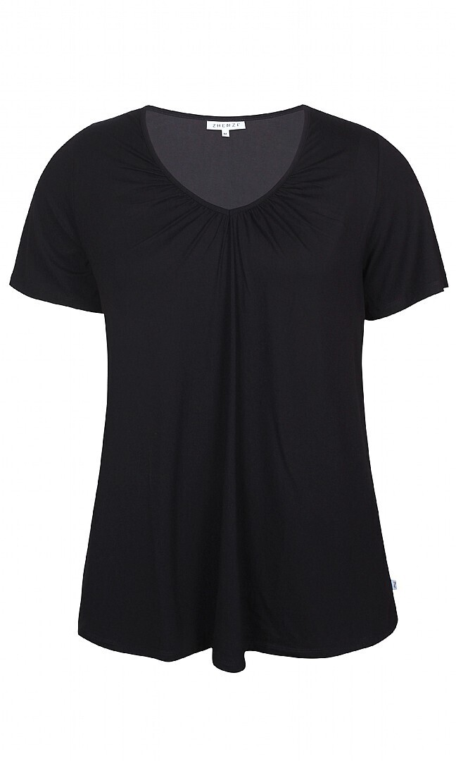 Enkel t-shirt fra Zhenzi