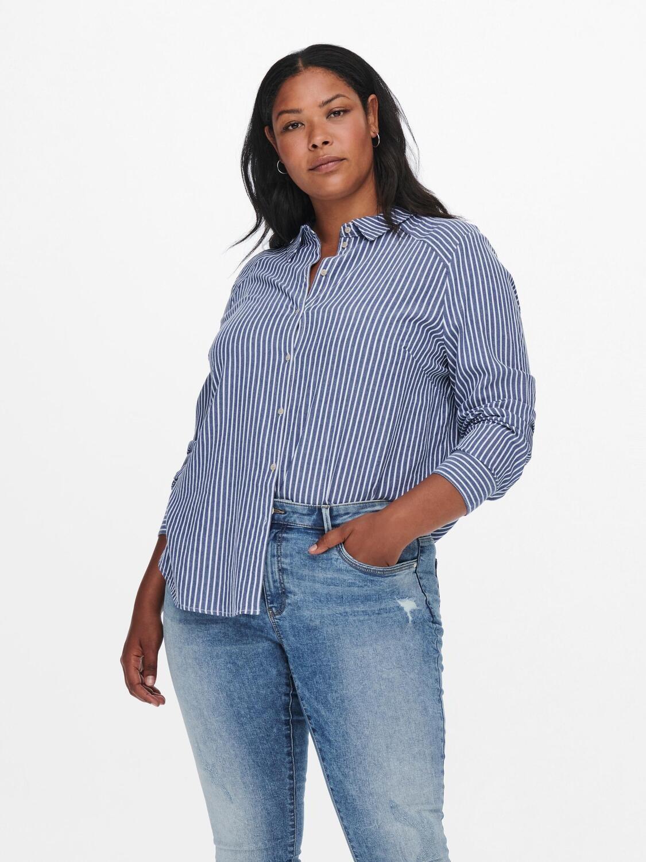 Enkel og fin skjorte fra Carmakoma