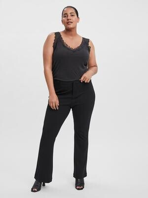 Flared pants fra Vero Moda Curve