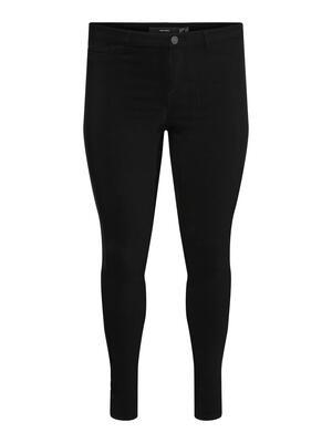 Superstretch pants fra Vero Moda Curve