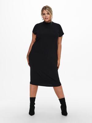 Enkel og fin kjole fra Carmakoma