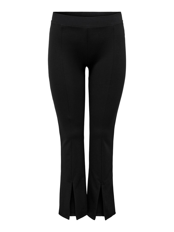 Flared pants med slids fra Carmakoma