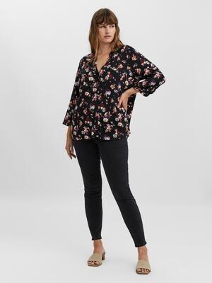Printet skjorte fra Vero Moda Curve