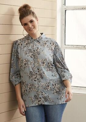 Feminin skjorte fra Zhenzi