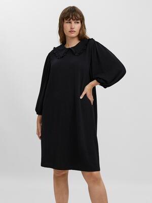 Sød kjole med krave fra Vero Moda Curve