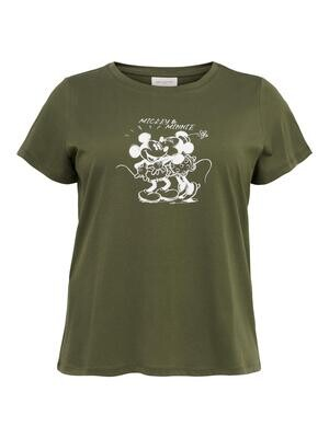 Sød Disney t-shirt fra Carmakoma