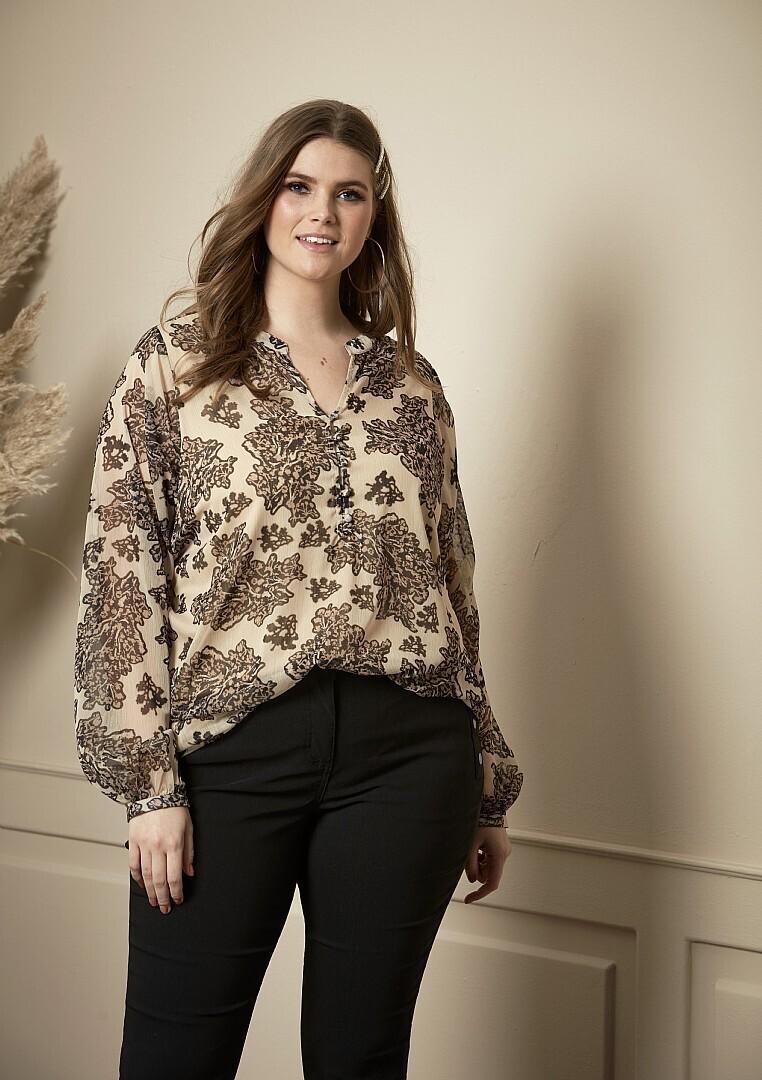 Rigtig fin skjorte fra Zhenzi