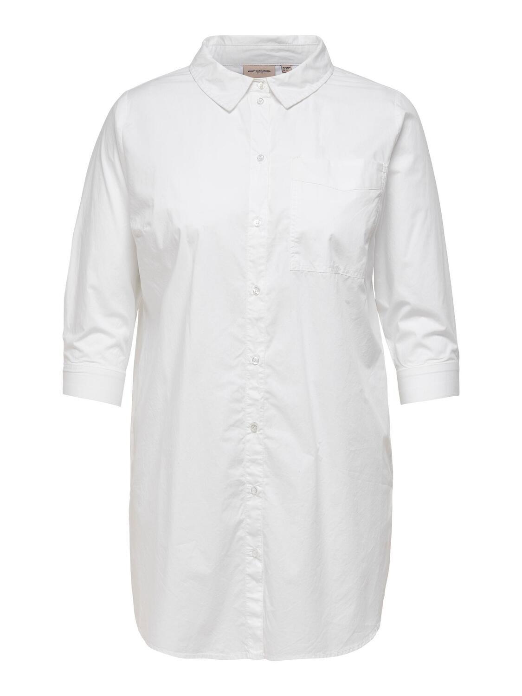 Lang skjorte fra Carmakoma