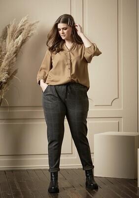 Smarte bukser med tern fra Zhenzi