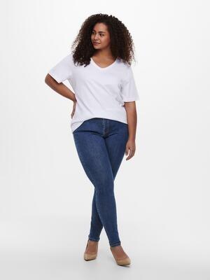 Jeans med smalle ben fra Carmakoma
