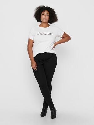 Shape-up leggings fra Carmakoma