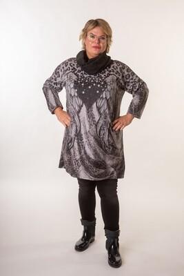 Kjole med print fra Danny/Paris