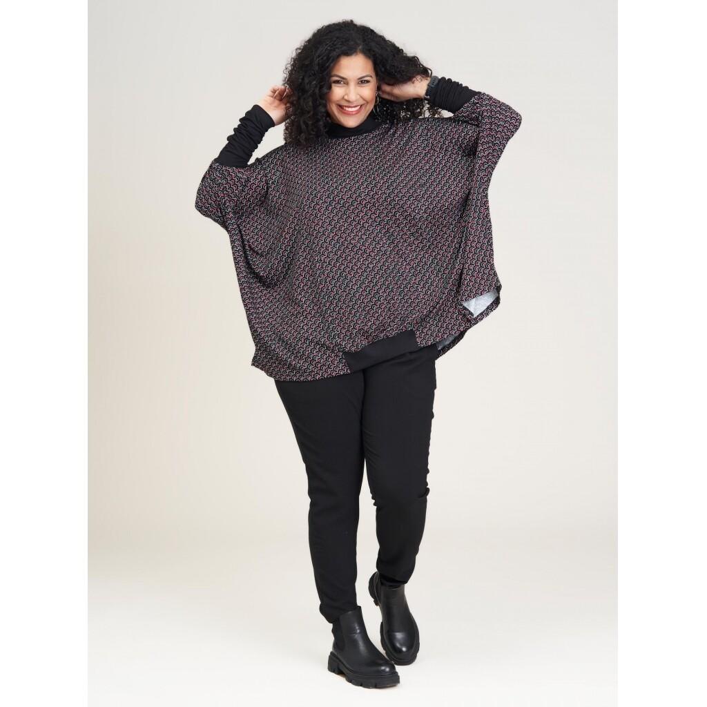 Skøn oversize bluse fra Studio