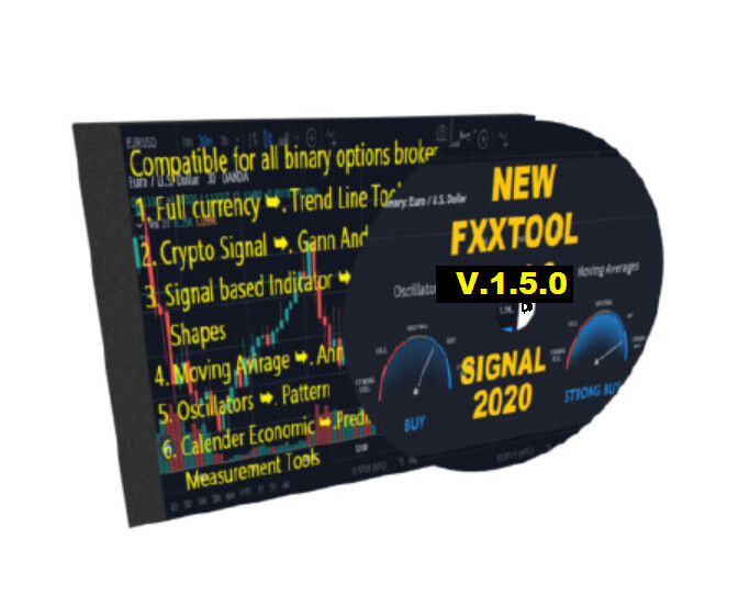 Bot Fxxtool v.1.5 High Accuracy Signals 2020
