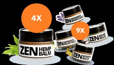 "The ""ZEN Zone"" Package"
