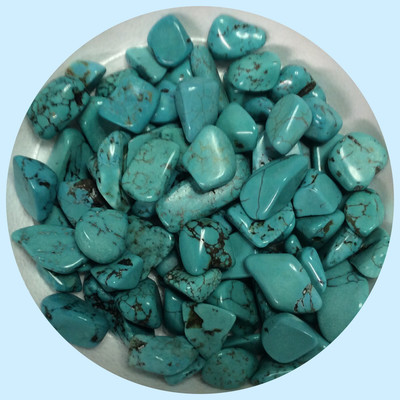 Turquoise Chips 90gr+