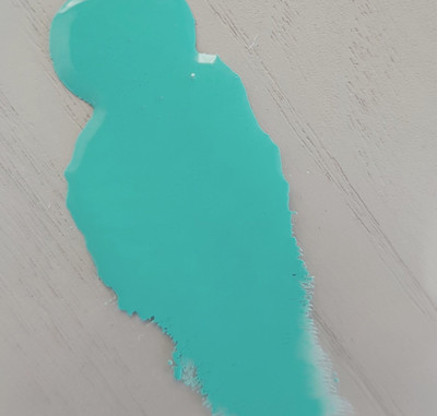 Turquoise Green Epoxy Paste 50gr.
