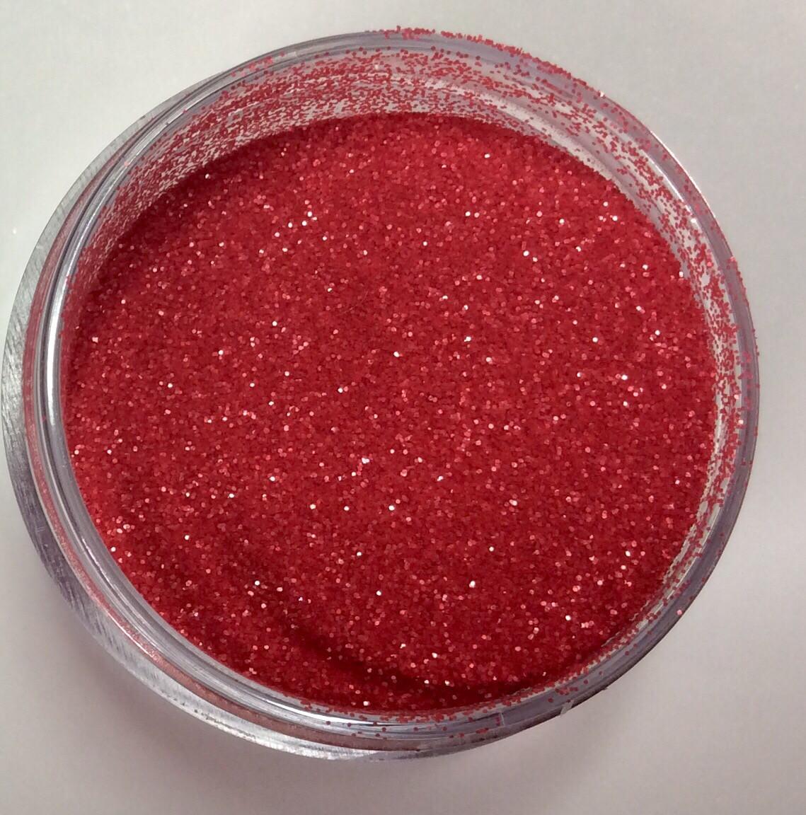 Coral Shimmer (Fine Polyester Glitter)25gr
