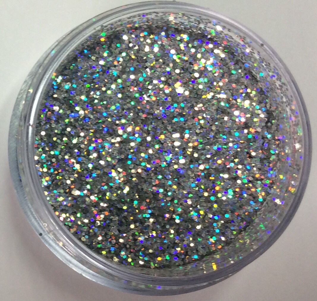 Silver Moon Polyester (Holographic) 20gr (NEW)