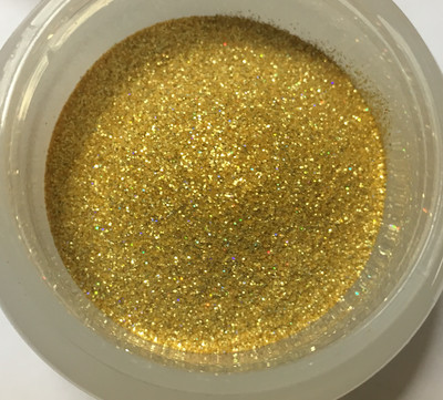 Gold Dust Extra fine 25 gr  (NEW) (HOLOGRAPHIC)