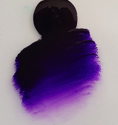 Purple Rain Epoxy Paste 50gr (NEW SIZE) Transparent