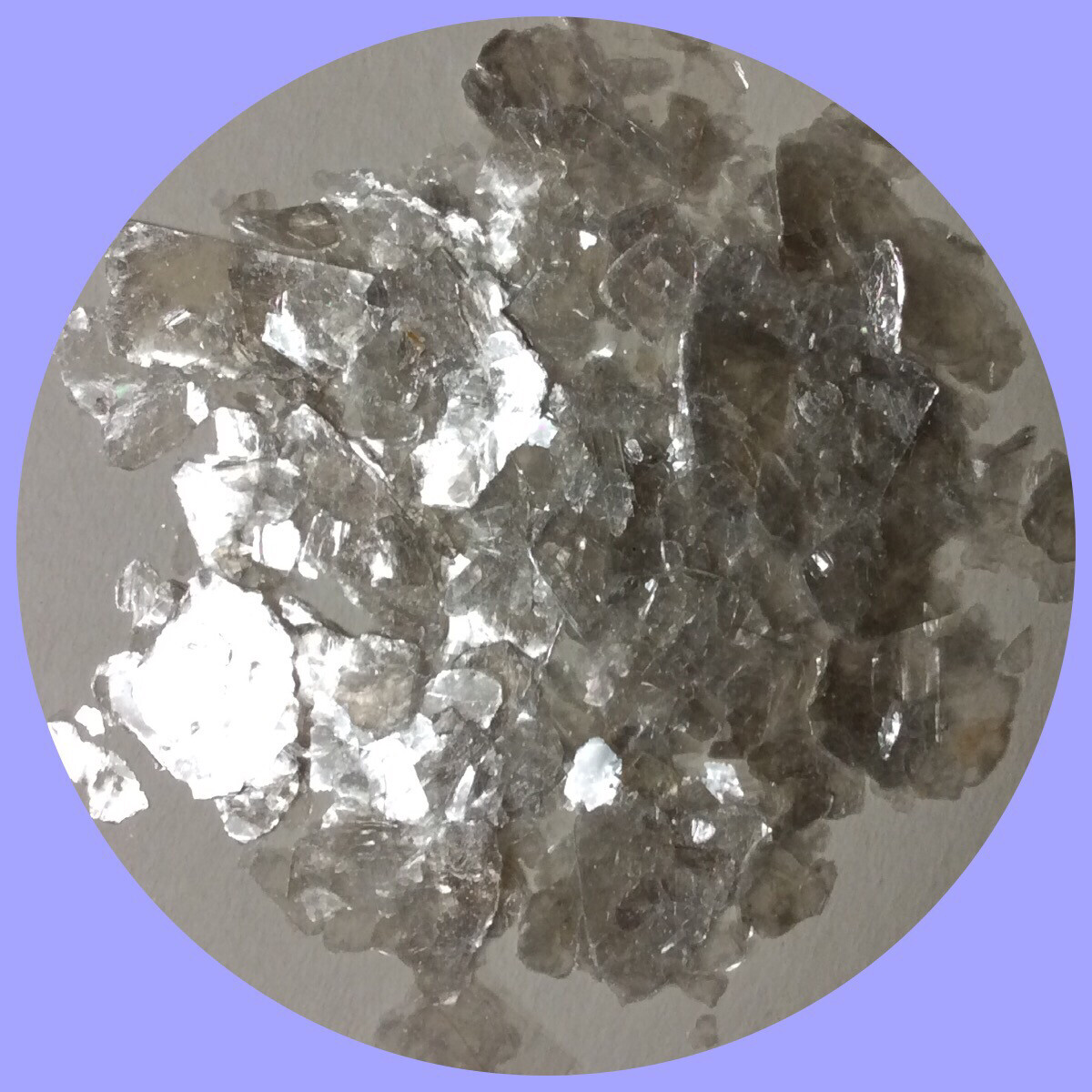 Champagne Pearl Mica Flakes 20gr. (Huge) (NEW)