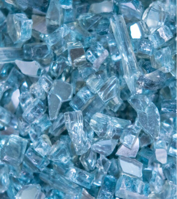 Polar Blue Fire Glass 200gr (NEW)