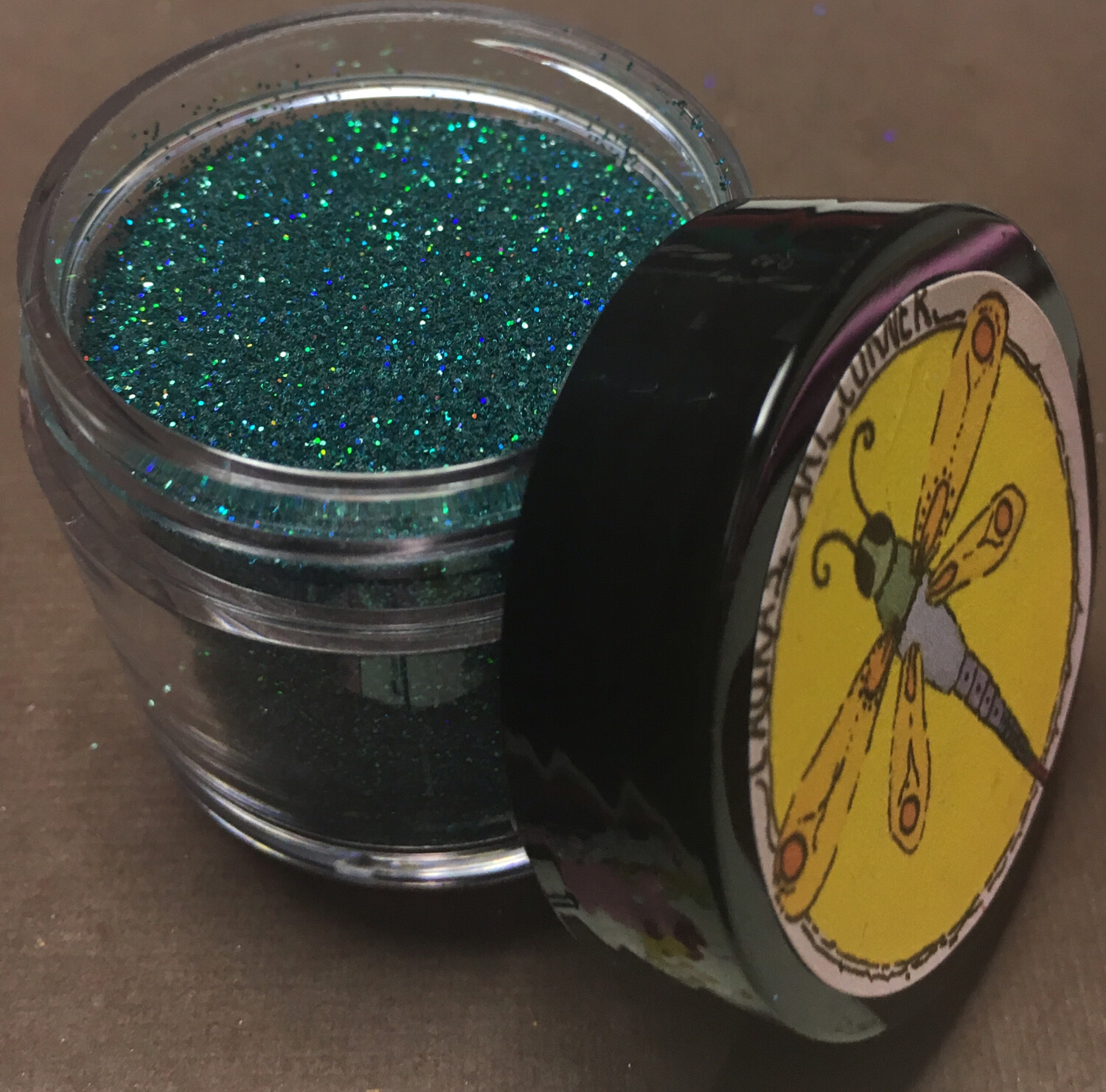 Peacock Sparkle SuperFine Holographic Glitter (NEW)