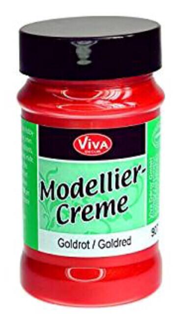 Viva Modeling Cream 3D Goldred