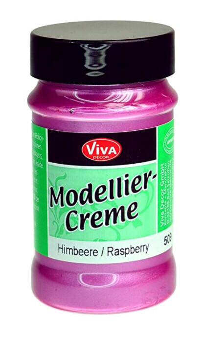 Viva Modeling Cream 3D Raspberry