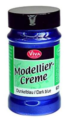 Viva Modeling Cream 3D Dark Blue 90gr