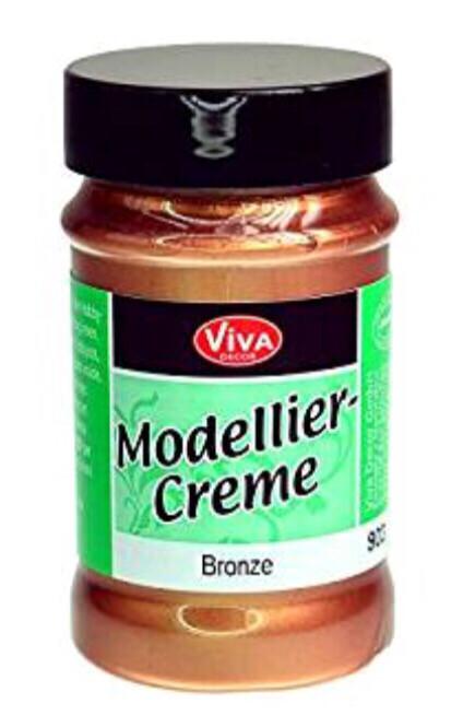 Viva Modeling Cream 3D Bronze