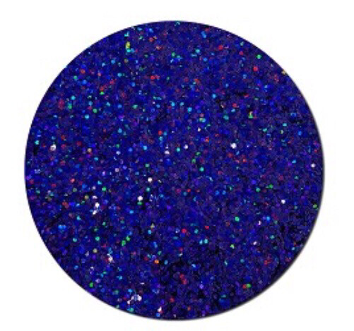 Chunky Blue Sky Holographic