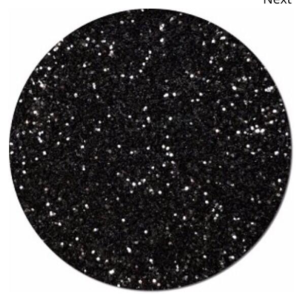 Black Shimmer (Fine)
