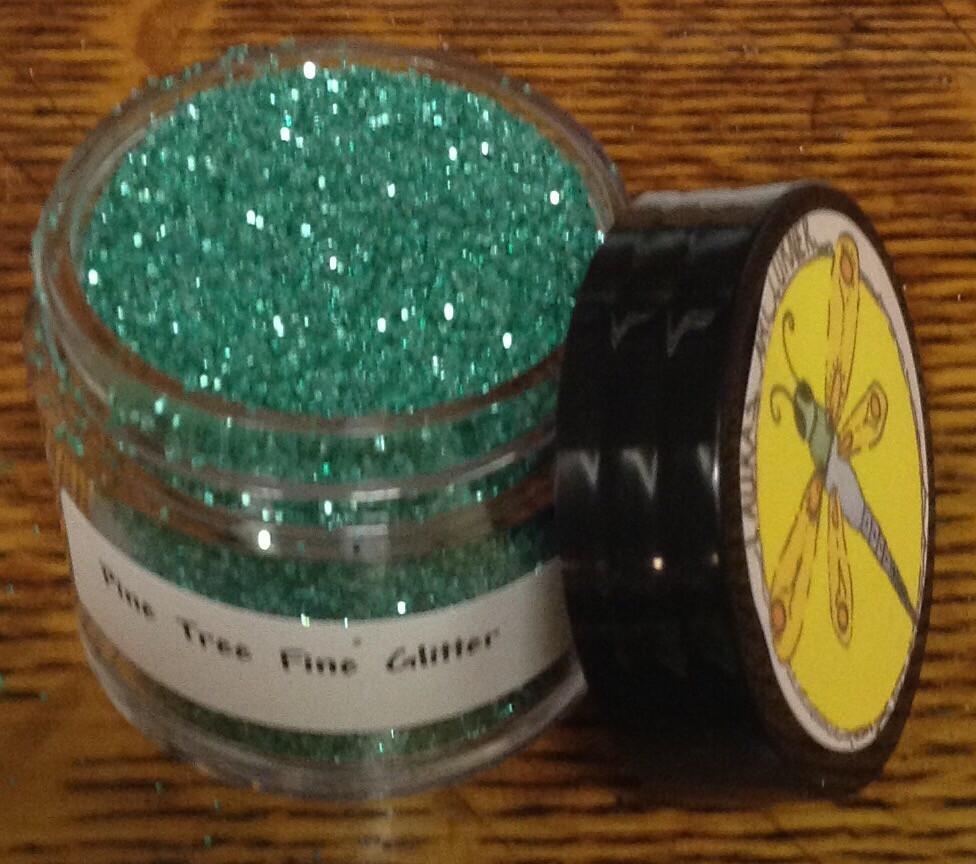 Pine Tree Glitter (fine)
