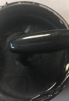 Black Sapphire Epoxy Paste 50gr NEW