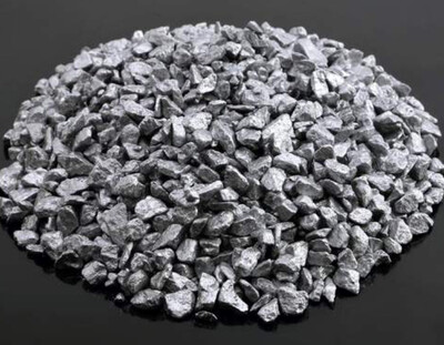Decorative Silver Pebbles 120gr