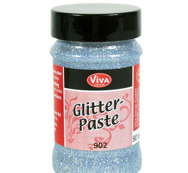 Viva Silver Glitter Paste