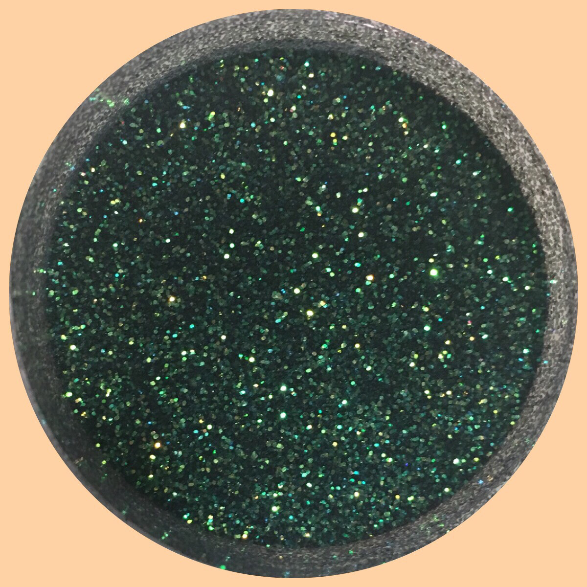 Emerald Ice Holographic Glitter
