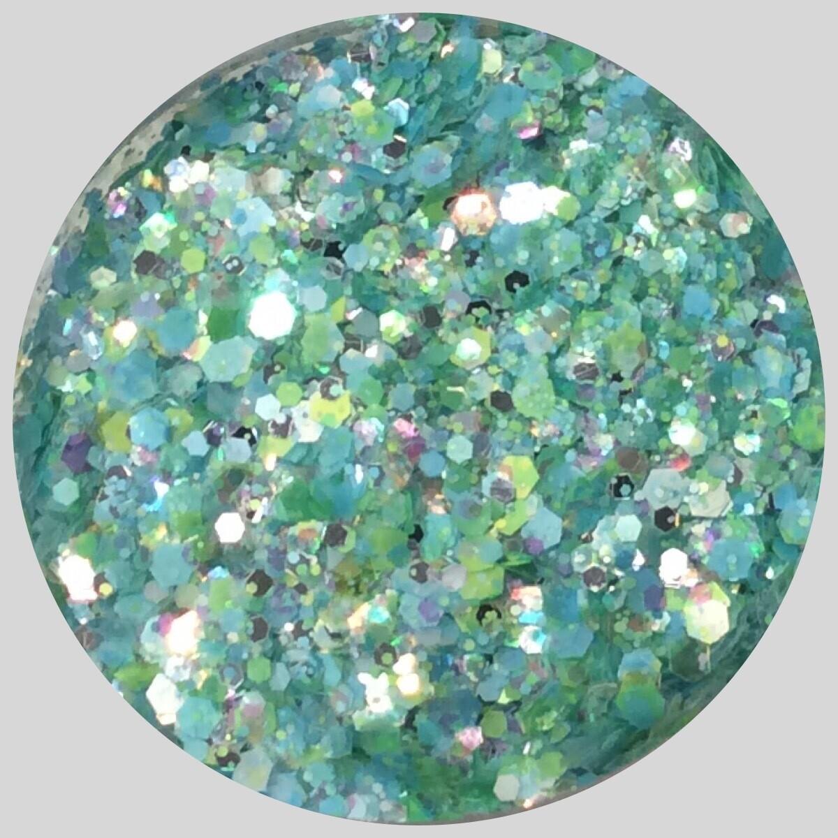 Cosmic Pastel Glitter 30ml