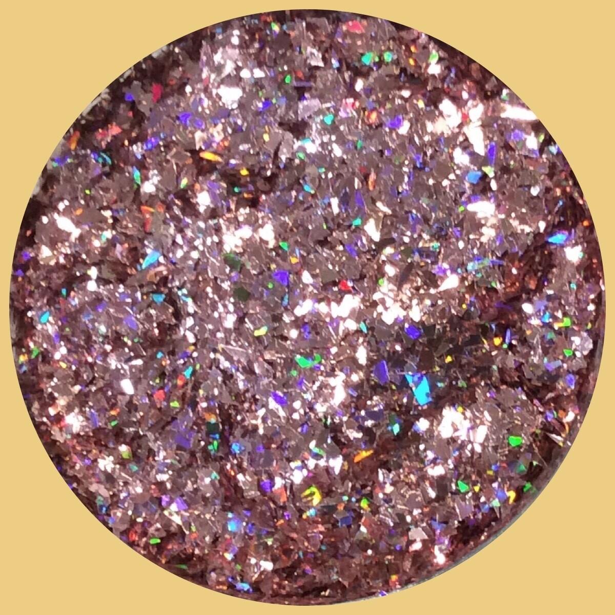 English Rose Glitter 30ml Jars Special Cut Blend