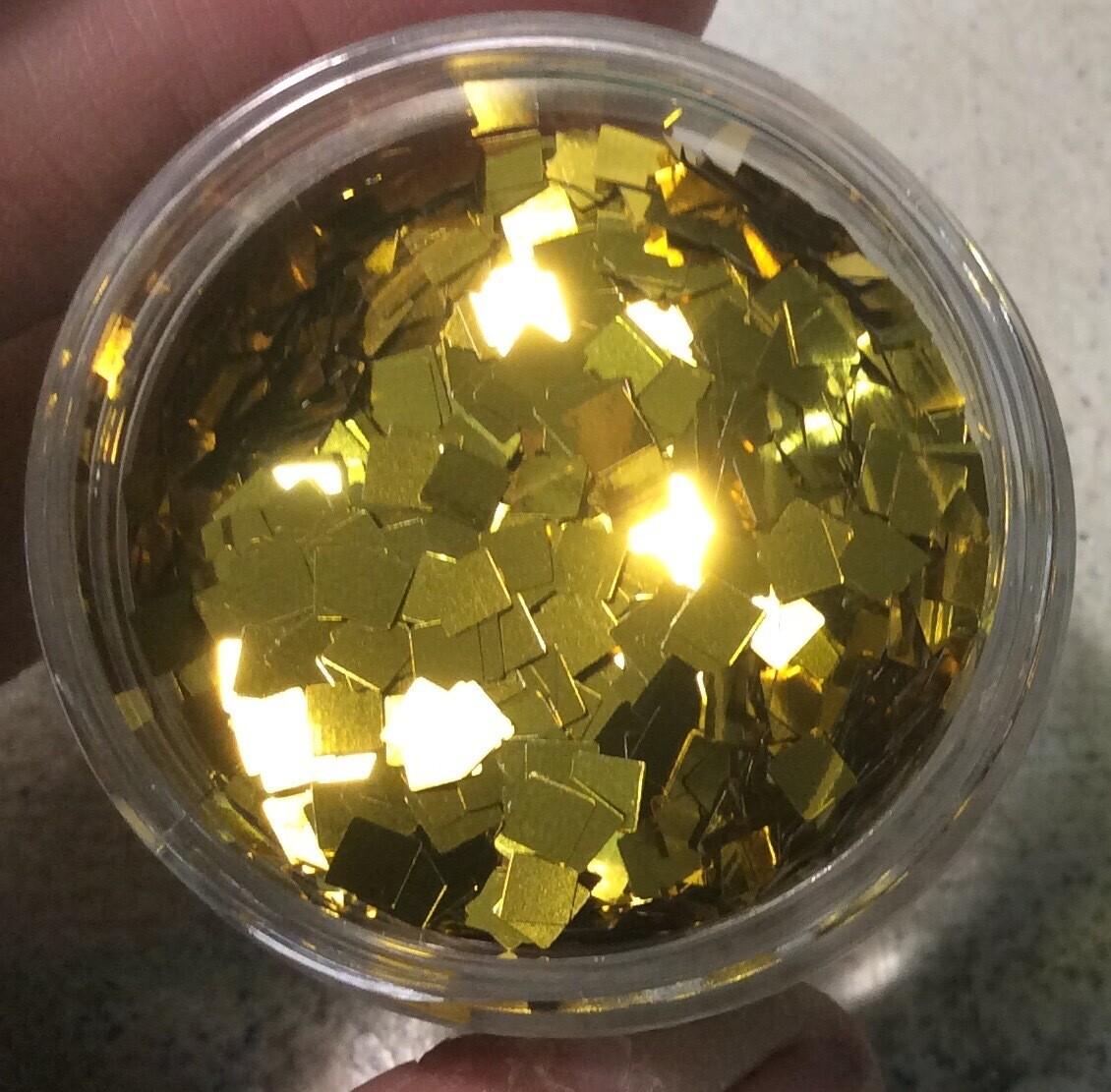 Golden Pixels 30ml Jar