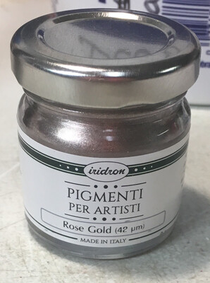 Iridron Rose Gold Pigment 25gr