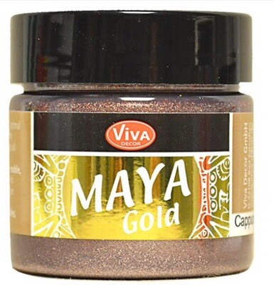 Viva Metallic Paint (Cappuccino) 45ml 00330