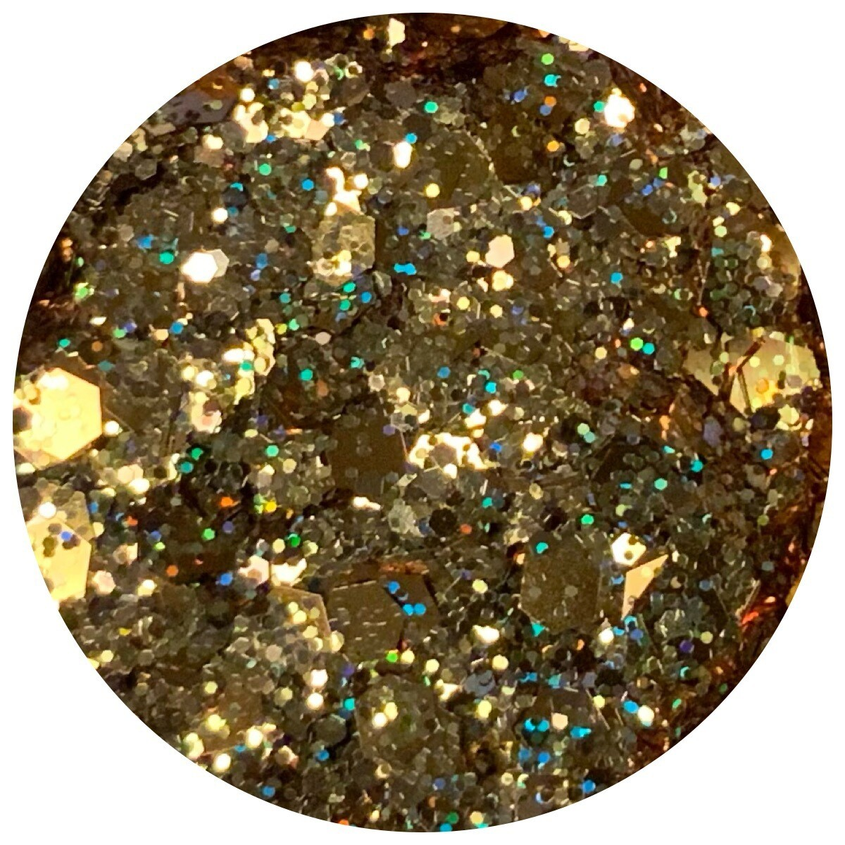 Goldenrod Glitter (NEW)