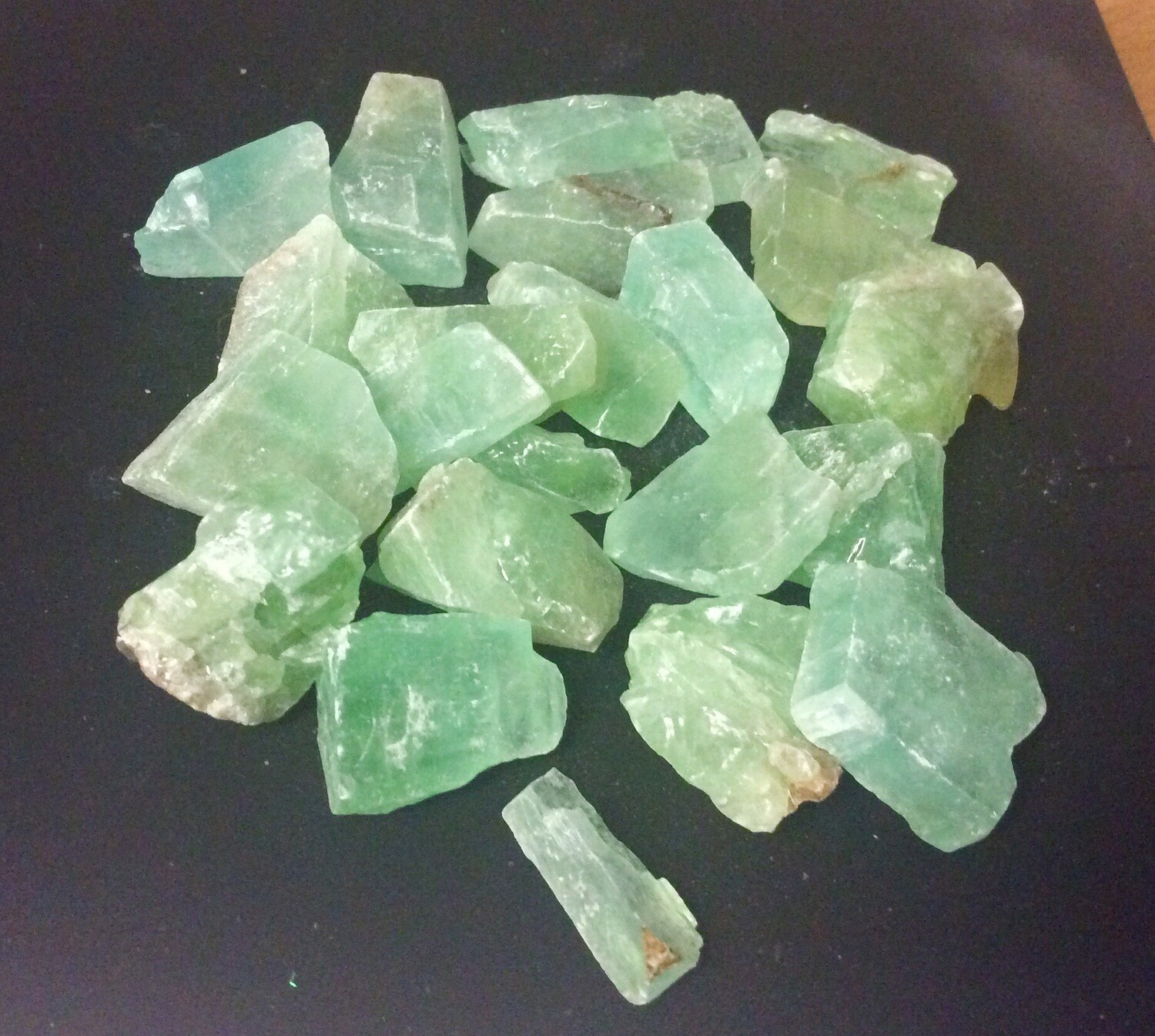 Aqua Green Calcite 110gr