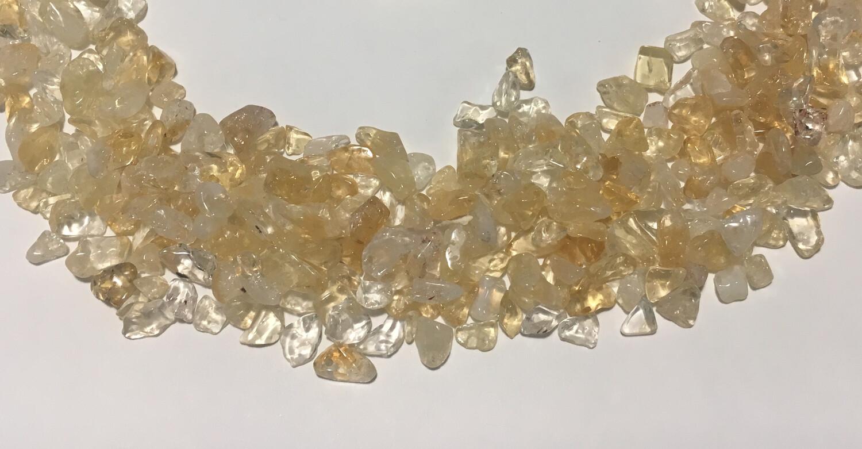 citrine chips 150gr