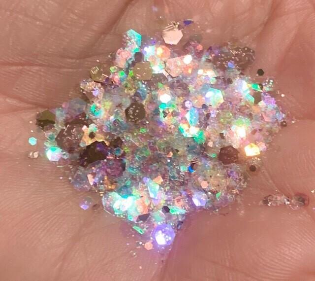 Fairytale Pink Glitter (NEW)